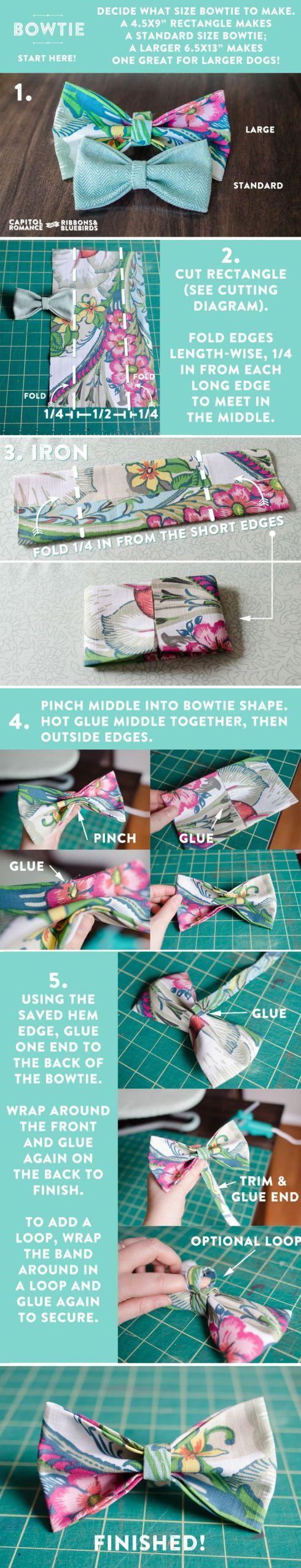 DIY Bowties